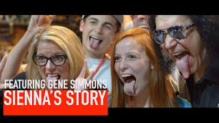 Gene Simmons Vault Experience | Sienna's Story (Official Documentary)