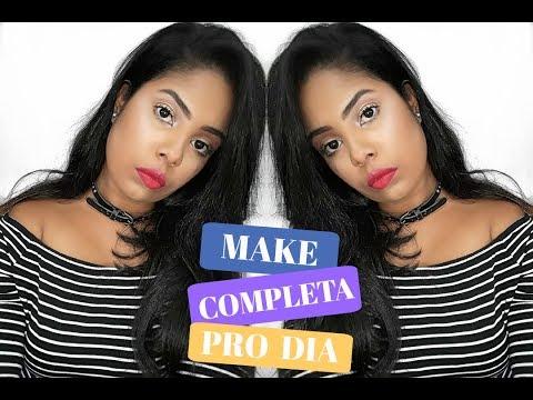 Maquiagem para o dia a dia #makeupbylalis ♥