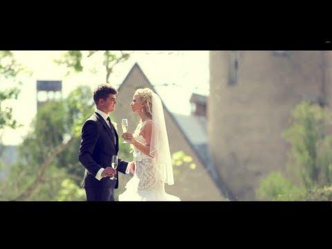 Kaisa Oja & Marko Mehise imelised pulmad Taagepere Lossis