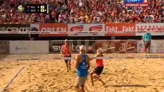 Пляжный волейбол Мировой тур 2011 Польша Финал Мужчины