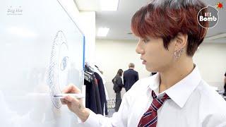 [BANGTAN BOMB] Jung Kook's Art Class - BTS (방탄소년단)