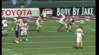 Brett Queener: Dirtiest Goalie Around