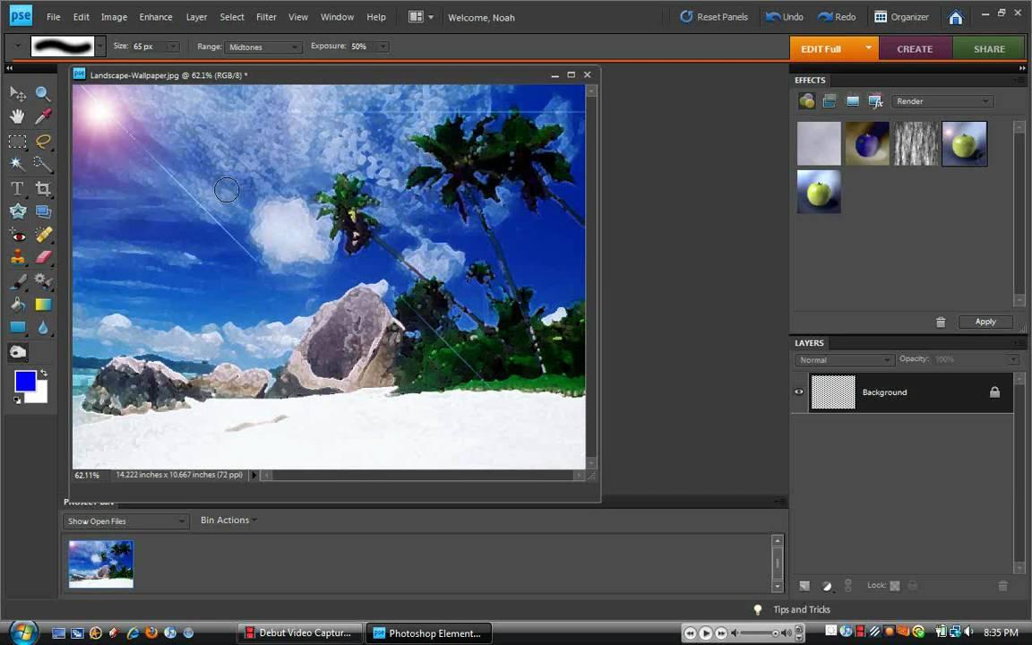 photoshop elements 8 tutorial youtube rh youtube com Adobe Photoshop Elements 7 Adobe Photoshop Elements 13