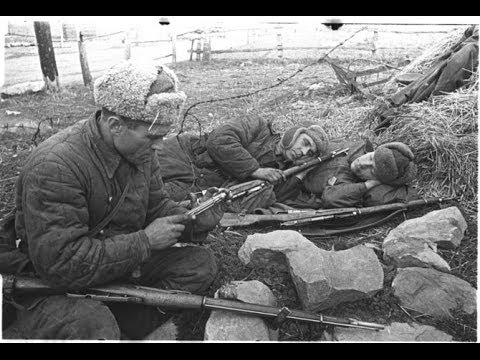 Василий Тёркин - 18 О любви (Видео)
