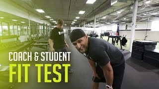 OpTic Strength: The Fit Test Meets Coach T