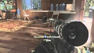 Bottle Spin Physics Glitch - Modern Warfare 2