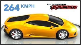 Traffic Racer Gameplay | LAMBORGHINI HURACAN | Fastest Car in the Game