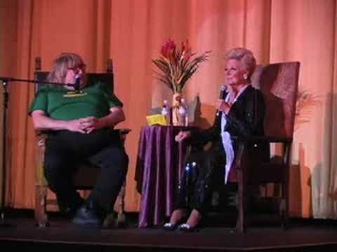 MITZI GAYNOR SALUTE HOSTED BY BRUCE VILANCH/ LIVE INTERVIEW!