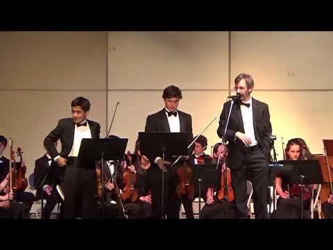 Sacramento Waldorf School HS Orchestra 2018 Spring Concert Opening