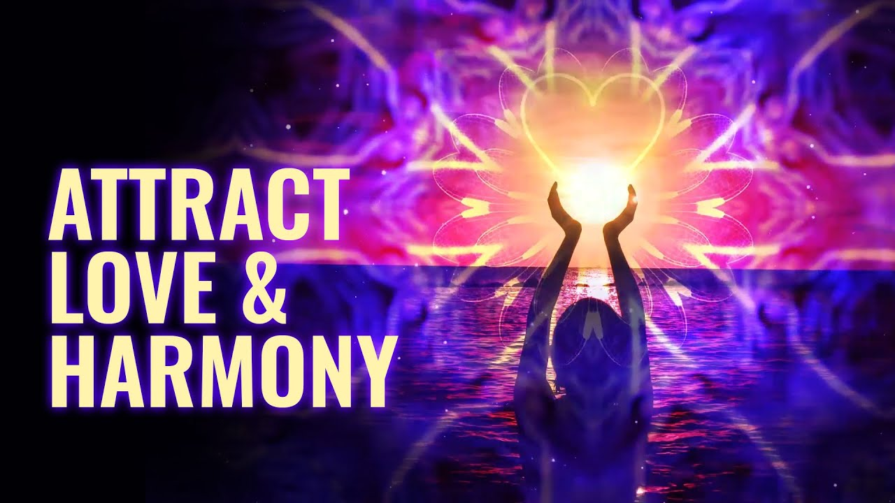 639 Hz | Attract Love & Harmony: Heart Healing Binaural Beats, Cleanse All Negative Energy