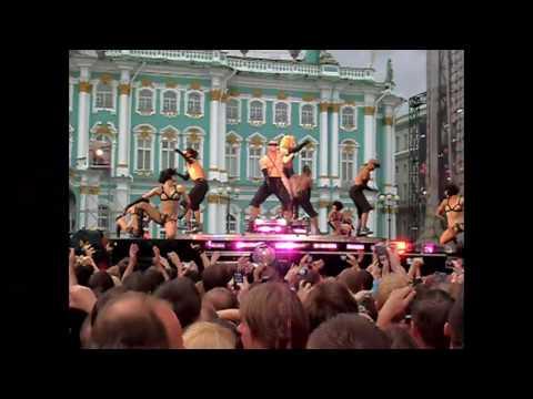 Madonna - Vogue / Die Another Day HD (Live In Saint Petersburg)