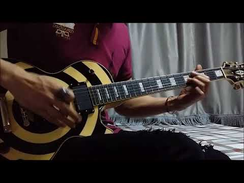 Guitar Cover: White Lion - Hungry