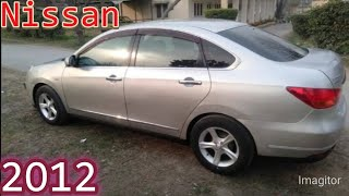 Nissan bluebird sylphy 2012 model   Nissan cars details review   low price car