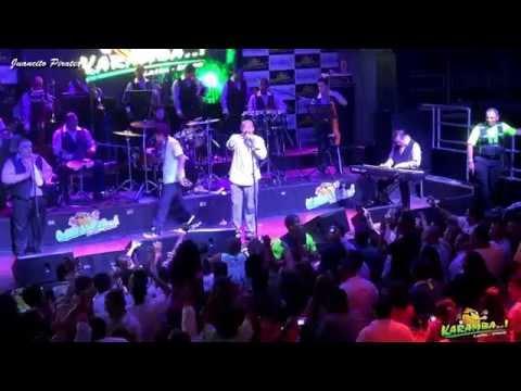 Sigue tu Camino - Oscar D´ León en Karamba Latin Disco