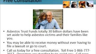 Mesothelioma Lawyer Chester Pennsylvania 1-866-777-2557 Asbestos Lawsuit PA Lung Cancer
