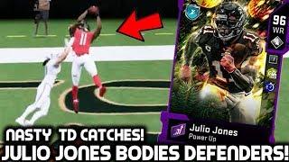 JULIO JONES MAKES IMPOSSIBLE CATCHES! HE