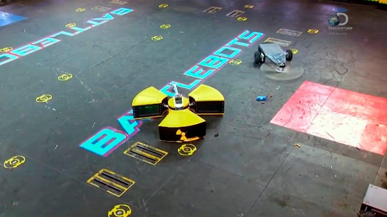 Download Tombstone vs Radioactive | Битвы роботов 2015 (1/8)