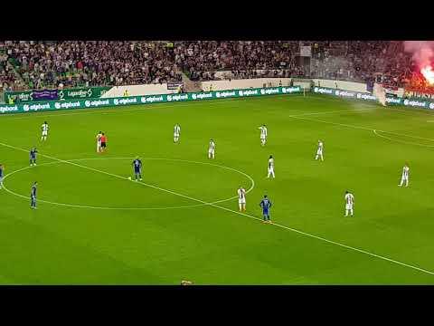 Puskás akadémia FC - Újpest FC Görögtűz