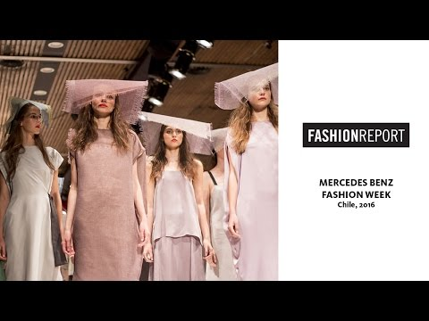 Fashion Report: Mercedes Benz Fashion Week Chile 2016