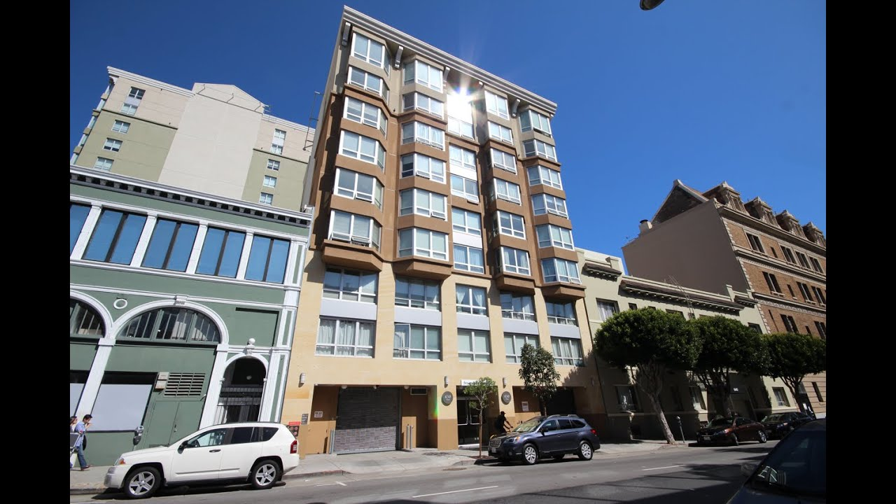 Studio Apartment San Francisco san francisco studio apartment for rent   650 turk st - youtube