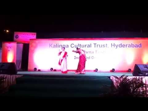 Dussera Celebration, Kalinga Cultural Trust, Hyderabad