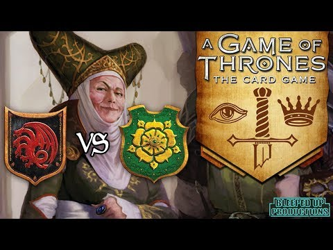 GAME OF THRONES LCG - #1 Targaryen VS Tyrell