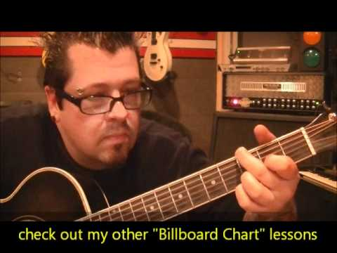 JASON ALDEAN - FLY OVER STATES - Acoustic Guitar Lesson by Mike Gross