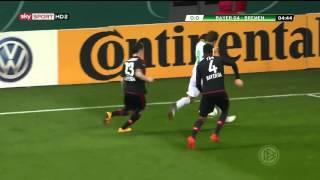 Bayer 04 Leverkusen v Werder Bremen - DFB Pokal QF 2015/16