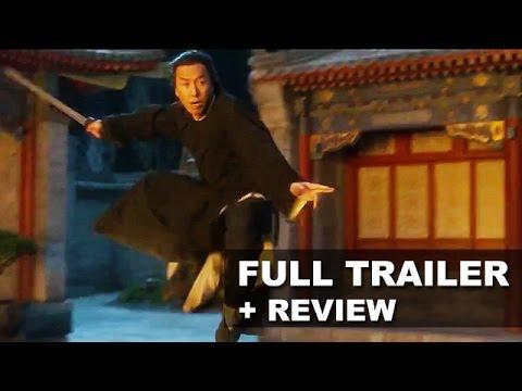Crouching Tiger Hidden Dragon 2 Trailer + Trailer Review - NETFLIX - Beyond The Trailer