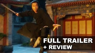 Crouching Tiger Hidden Dragon 2 Trailer + Trailer Review - NETFLIX - Beyond The Trailer