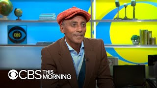 Celebrity chef Marcus Samuelsson on learning immigrants' stories through their cooking