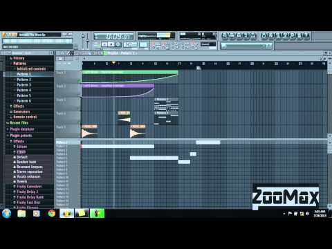 Far East Movement ft. Riff Raff - The Illest [REMAKE] FL STUDIO 11