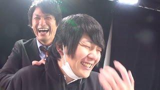 マホトさんに肩もみ 六本木ヒルズ Youtube Space Tokyo thumbnail