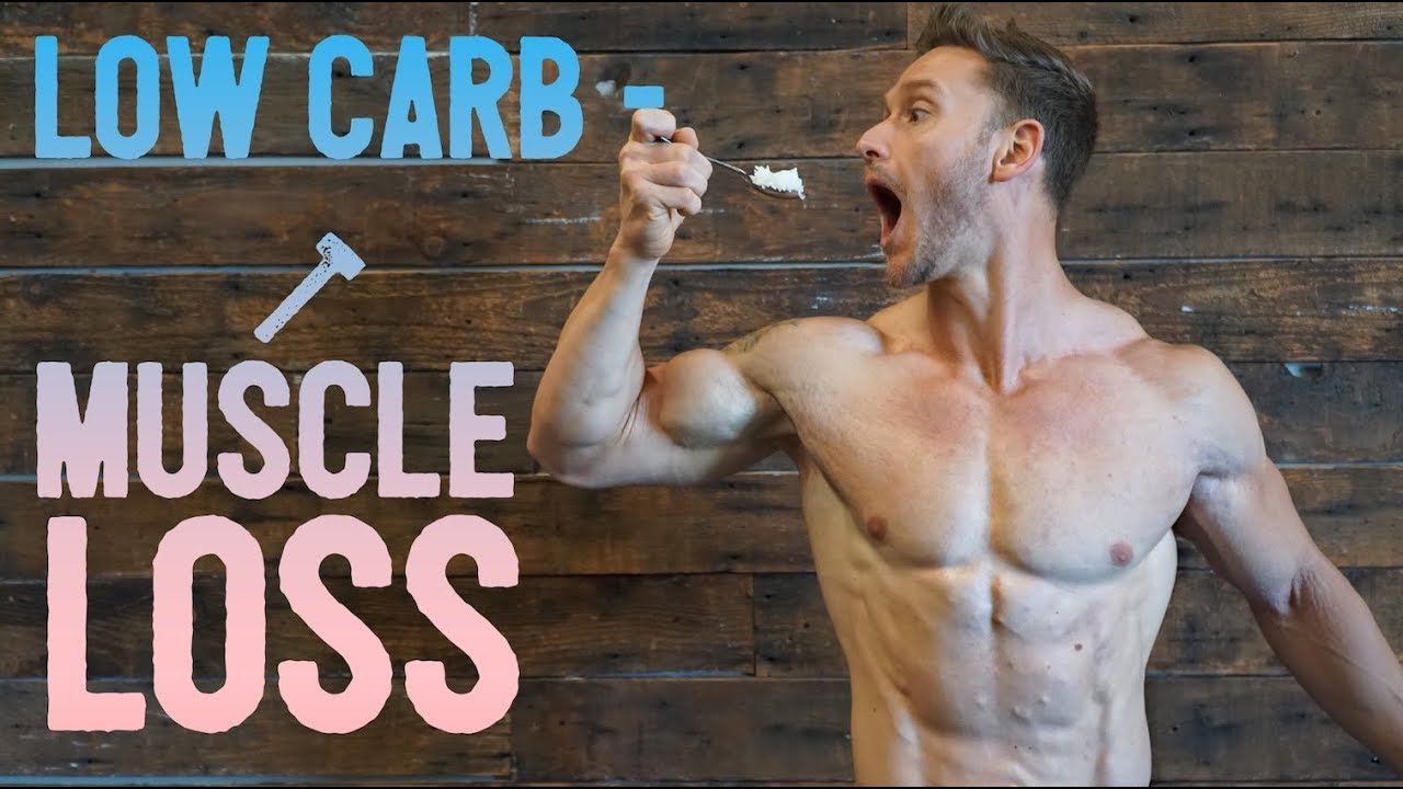 what causes muscle issues on keto diet