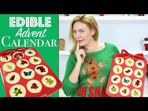 Cookie-Christmas-Calendar-w-Jolly-Rancher-Stained-Glass-Candy-Surprise-Inside