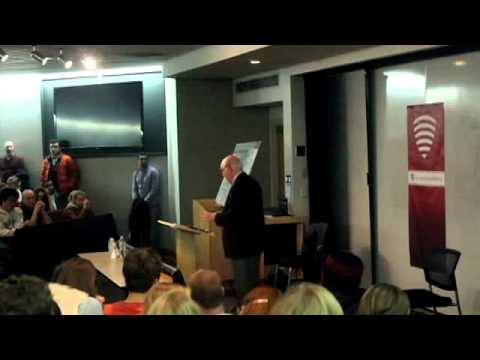 Can Religion and Science Coexist?  John Lennox at USC - Columbia
