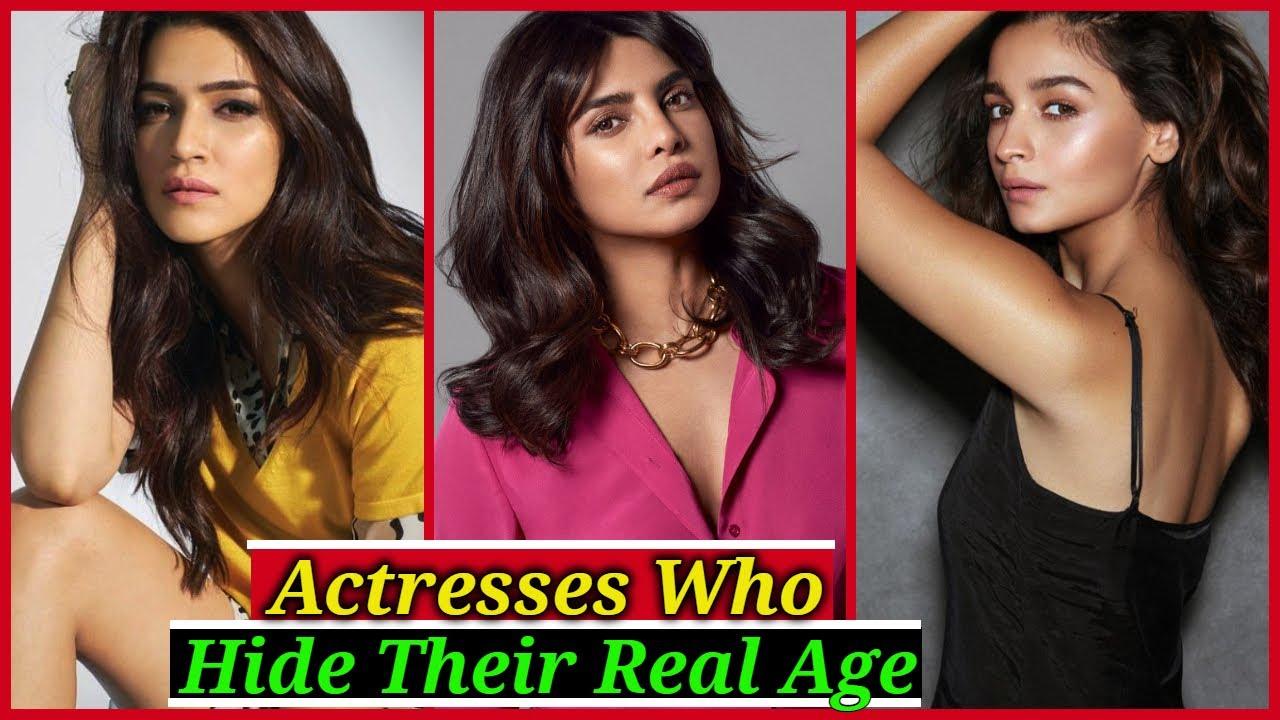 Bollywood Actresses Who Hide Real Age | Katrina Kaif, Alia Bhatt, Shraddha Kapoor,