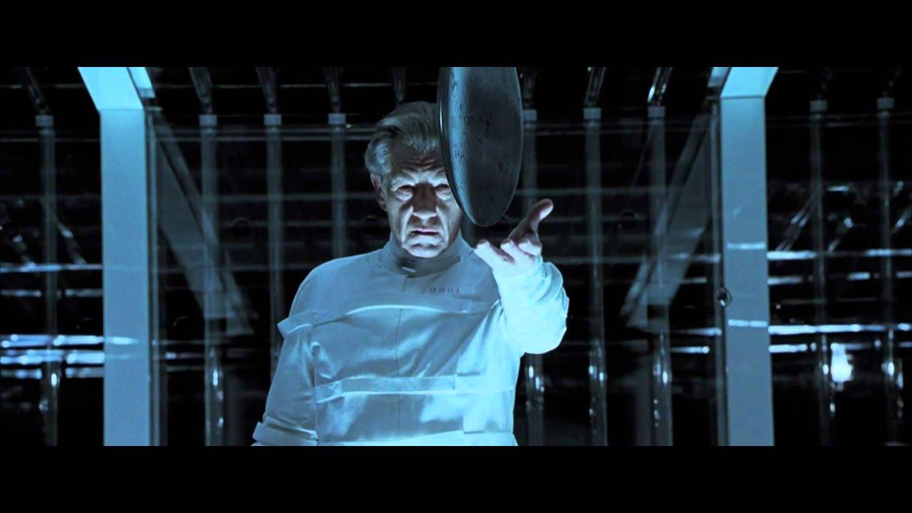 X Men 2 Magneto Breaks The Plastic Jail Youtube