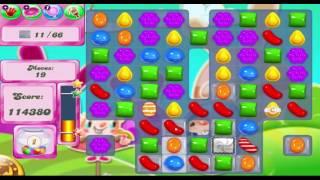 Candy Crush Saga Level 1583 (Hard Level)