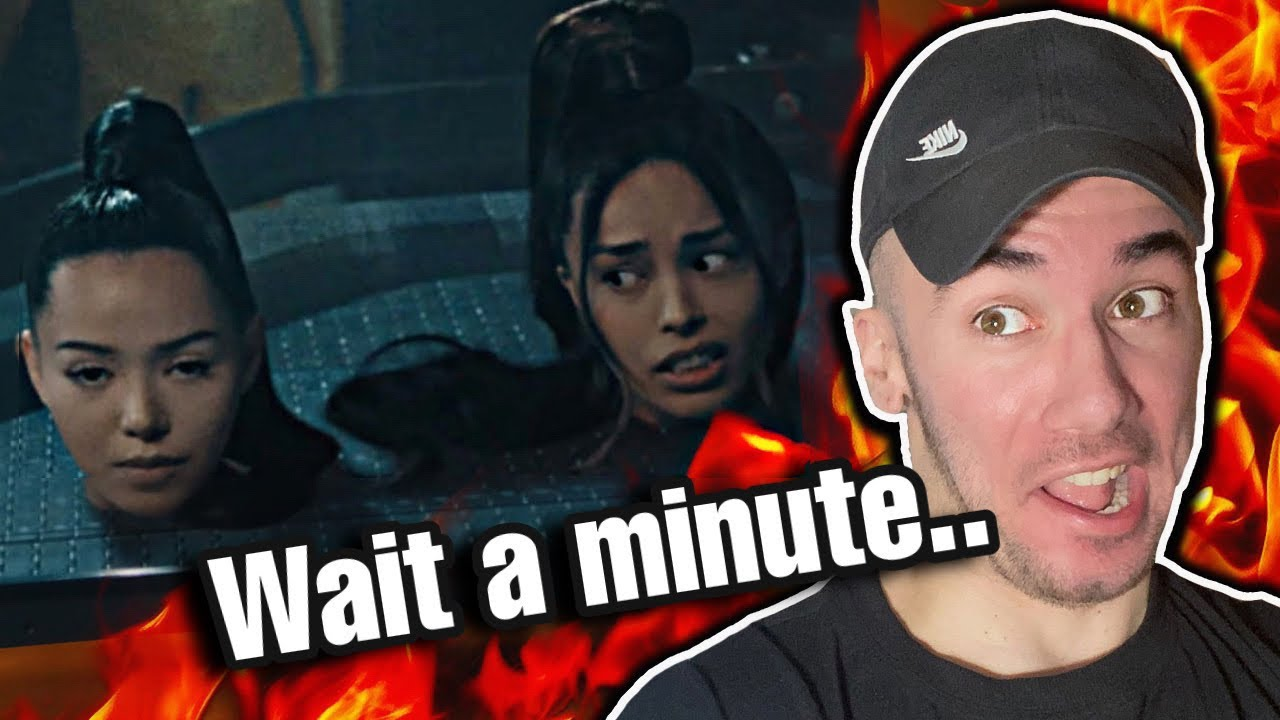 RAPPER REACTS to Bella Poarch - Build a B*tch (Official Music Video) with VALKYRAE !?