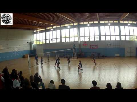 BO   ADOUR VOLLEY Benjamines Coupe de France T1 16102016