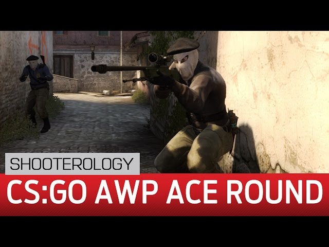 CS:GO AWP ace - this insane round reminded me why I love Counter-Strike