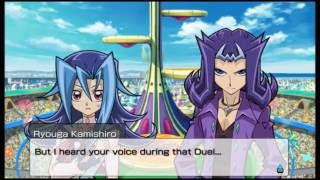 Yu-Gi-Oh! Arc-V Tag Force Special - English Gameplay - Rio Kamashiro All Story Mode Events