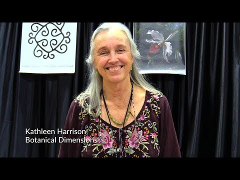 Kathleen Harrison talks about Botanical Dimensions @ Psychedelic Science 2017