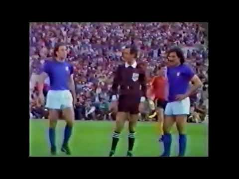 1980 European Championships [Group Stage] - Italy vs  Belgium