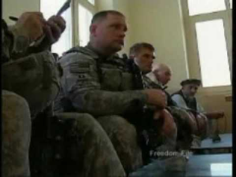 Freedom File: Building Trust in Afghanistan