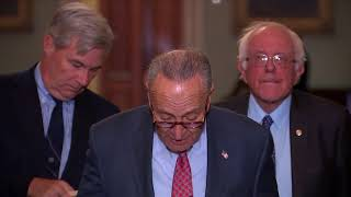 Schumer lays out Democrats' path to opposing the GOP's budget