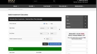 Buy Gold Online - Gold Bullion Bars & Coins Website Review