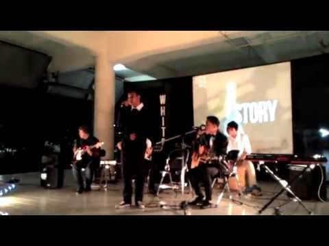 Haptika - Koridor GKA IPB Dramaga Bogor - Empat Mata (D'Bagindas) x Black or White (Michael Jackson)