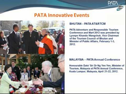 PATA and Travel Industry Advocacy in Asia Pacific and Beyond (PATA Webinar)
